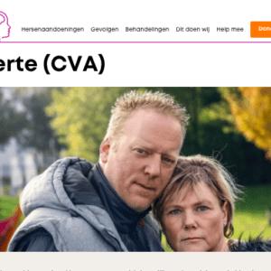 Portfolio Case – Dutch Brain Foundation